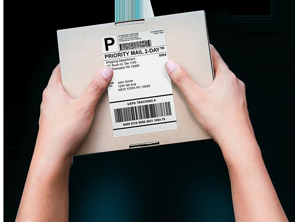 Buy & Print USPS Postage Labels Online - VIPparcel