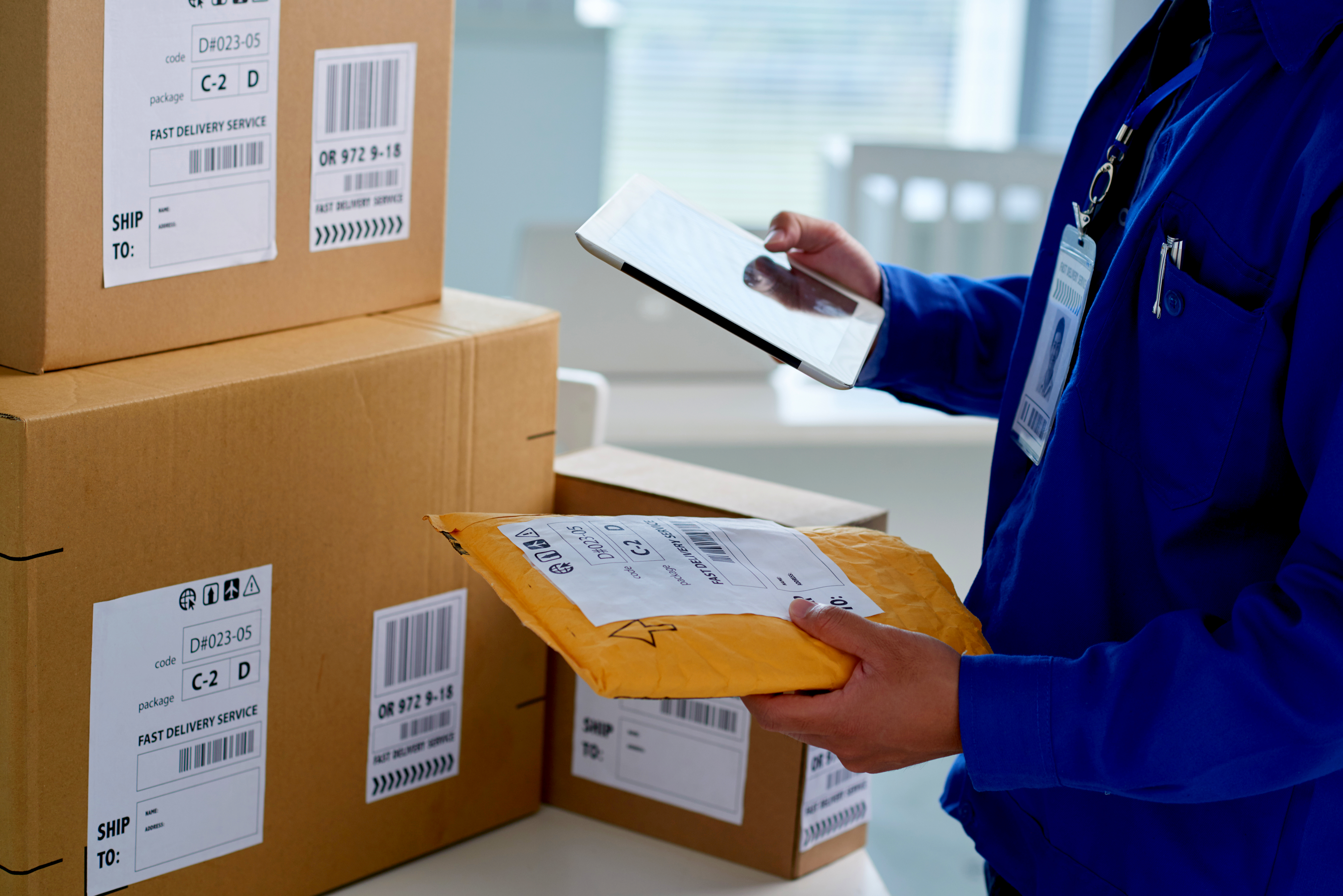 Discount Corporate Business Shipping
